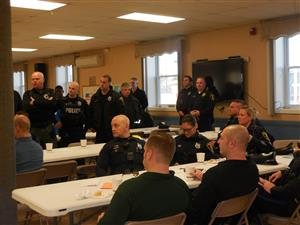 First Responders Breakfast